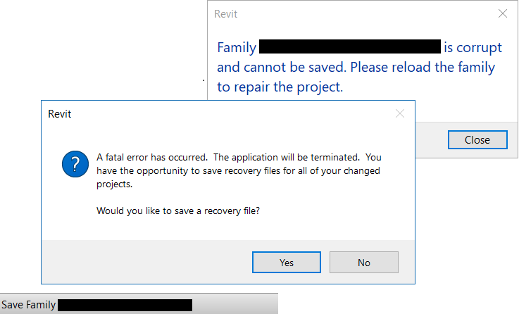 How To Recover A Corrupt Revit Model Revit Products Autodesk