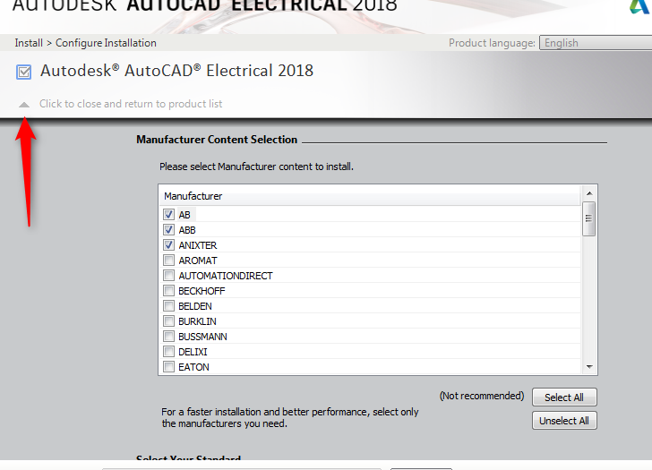 Add manufacturers content and symbol libraries to AutoCAD Electrical ...
