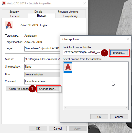 Custom Icons for Revit and AutoCAD 2017-2020 | Revit