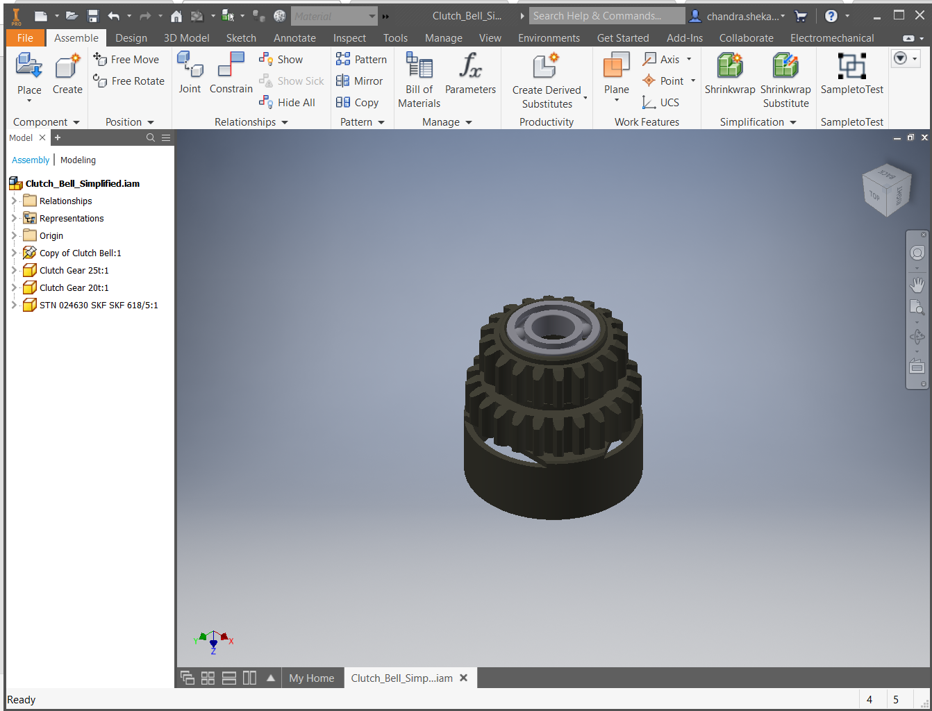 Lesson 1: The Basic Plug-in – Autodesk Inventor | Search