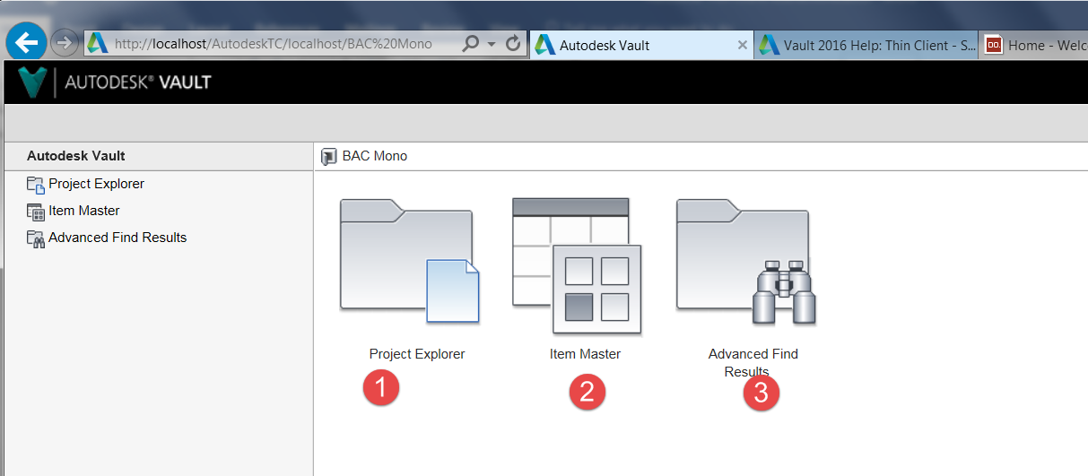 Leveraging the Autodesk Thin Web Client Vault Professional