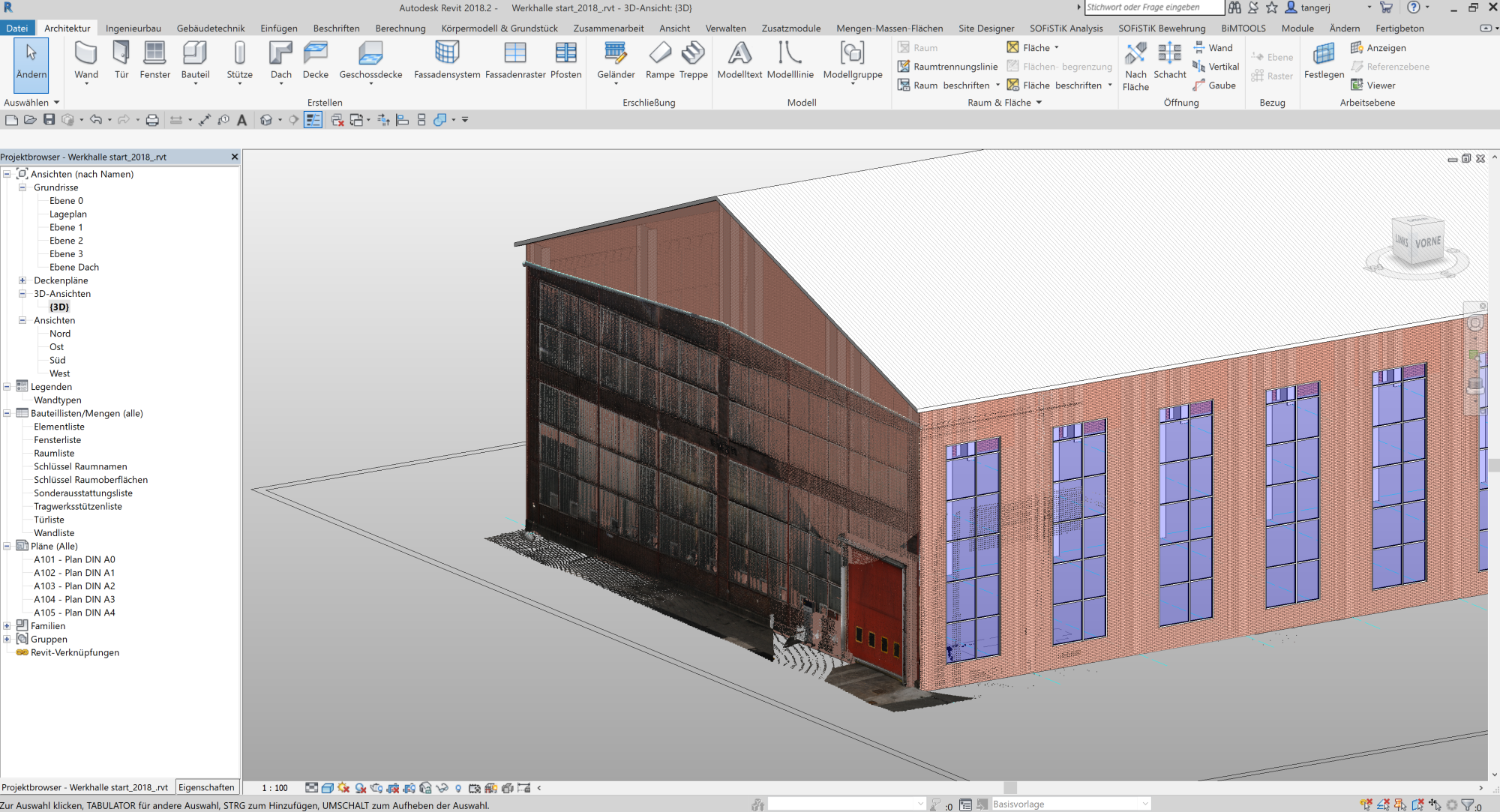 Building–Collaboration–From brownfield to digital factory with BIM ...