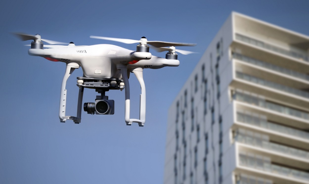 Drone Services For AEC Telecom Architecture Engineering