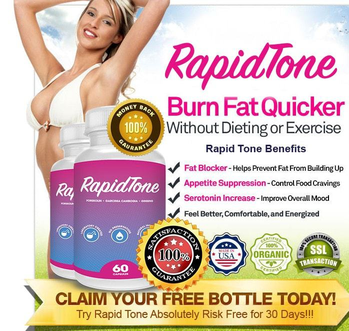information on rapid tone pills for diet