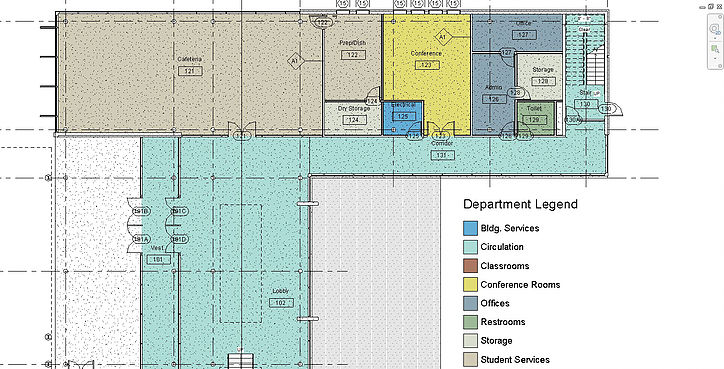Applying color schemes to views in revit revit products autodesk to use color schemes you must have rooms or spaces defined in your project to apply a color scheme to a view simply go to the properties palette and click ccuart Choice Image